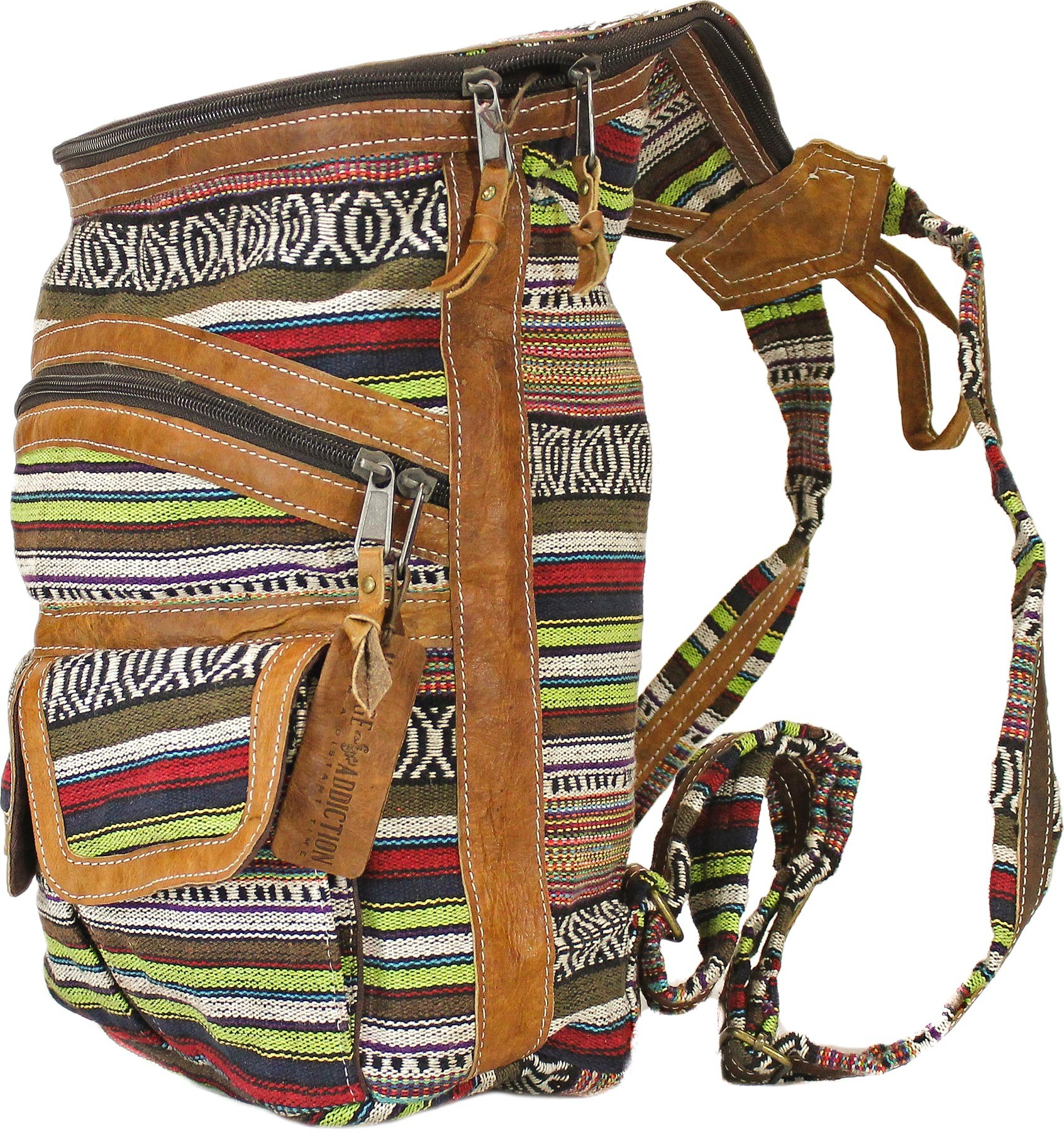Wanderlust Citrus Backpack Bags Accessories