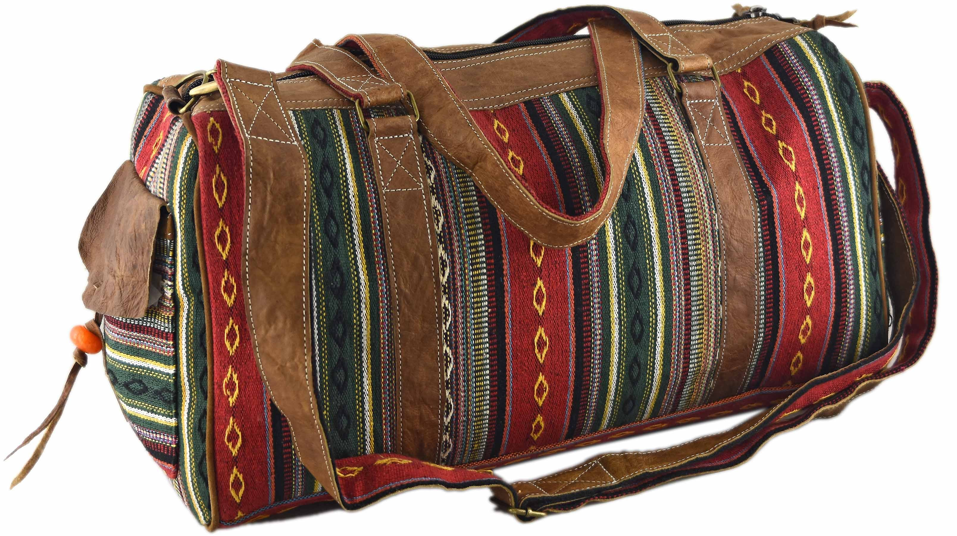 Wanderlust Watermelon Weekender Travel Bag Travel Bags