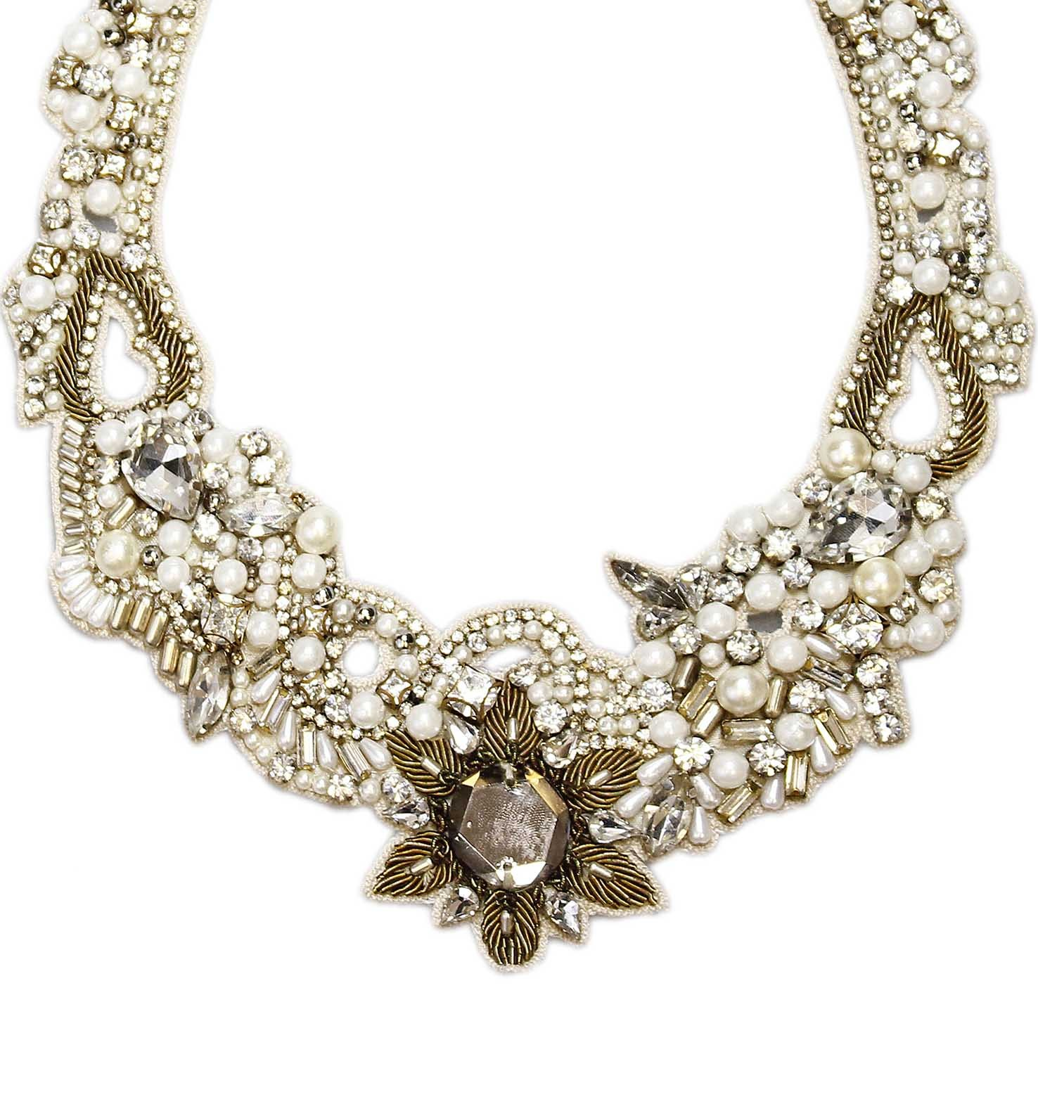 Pearl Necklace Styles: Vintage-style Pearl Necklace