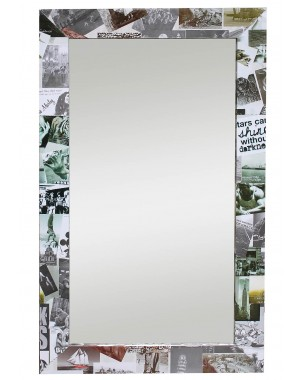 Photo Collage Frame Mirror