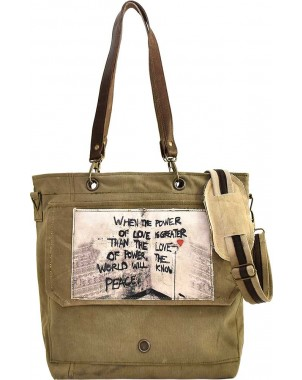 Power Of Love Crossbody/Messenger Bag