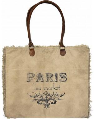 Paris Flea Market Tote