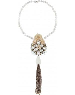 Unique Costume Tassel Necklace