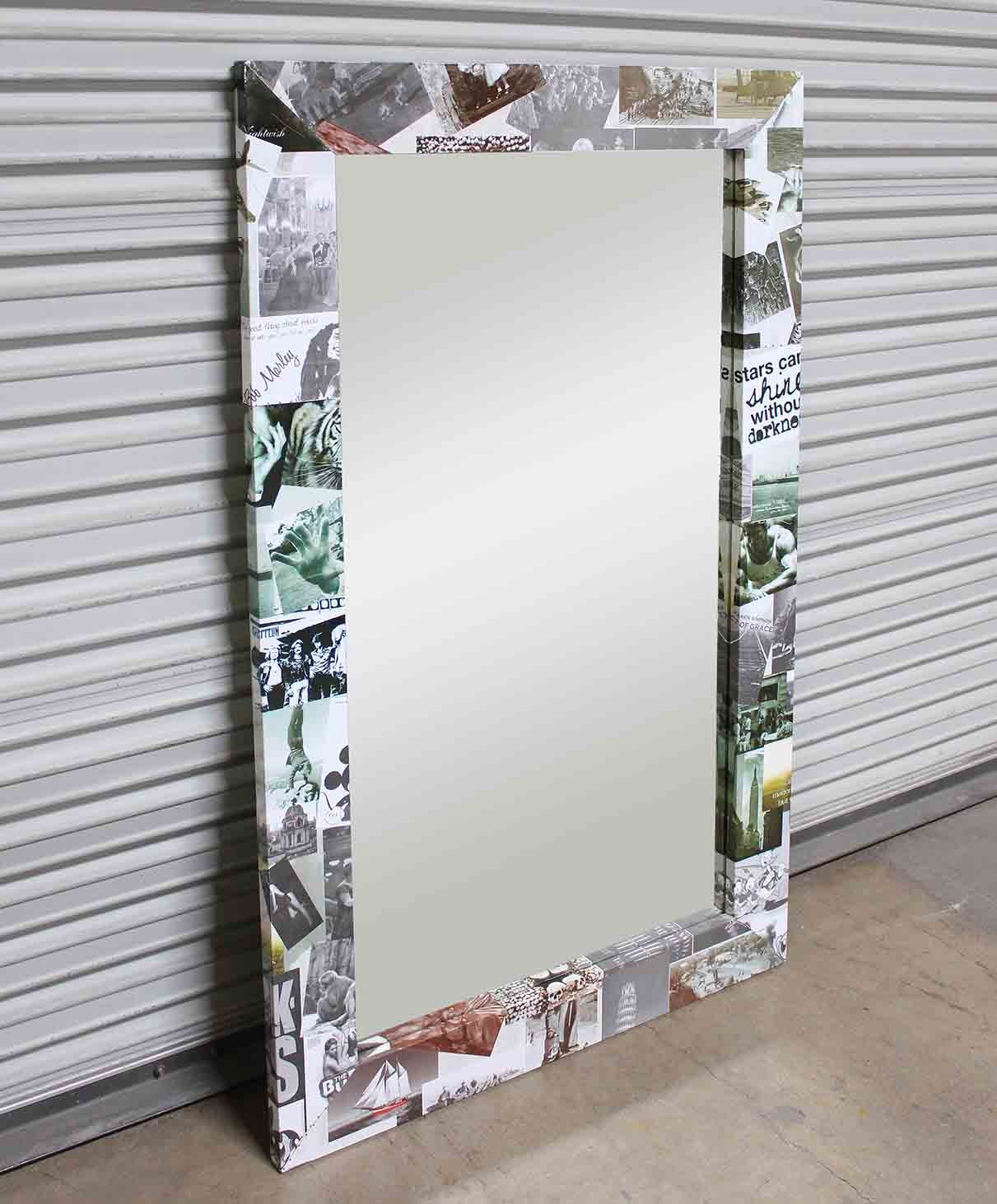 Photo collage frame mirror flat frame photo collage frame mirror jeuxipadfo Image collections