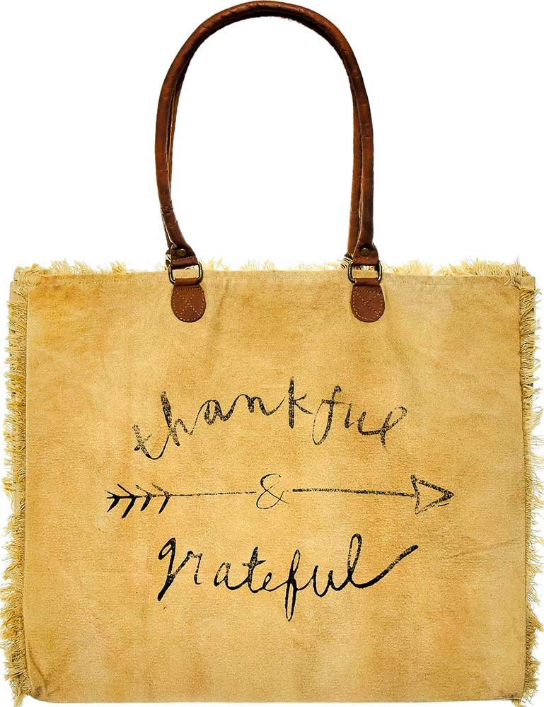 Thankful And Grateful Market Tote Bags Amp Accessories