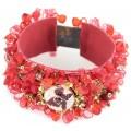 Alesia Red Bracelet