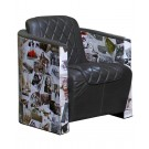 Photo Collage Chair