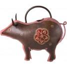 Dark Pig Watering Can
