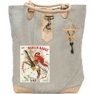 Moulin Rouge Canvas Tote