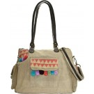 Embroidery Tent Shoulder Bag