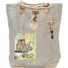 Life Is A Dance Canvas Tote