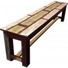 Brix Multicolor Bench