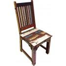 Brix Multicolor Chair
