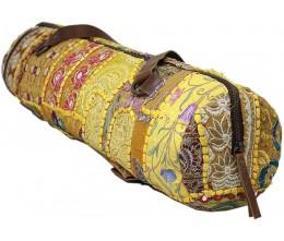Ananda Recycled Vintage Kantha Yoga Bag