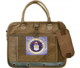 US Air Force Laptop/Messenger Bag