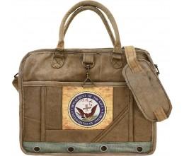 US Navy Laptop/Messenger Bag