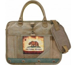 California Republic Laptop/Messenger Bag