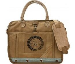 Route 66 Laptop/Messenger Bag