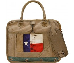 Texas Flag Laptop/Messenger Bag
