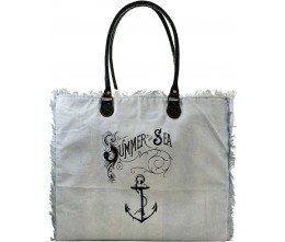 Summer By The Sea Market Tote
