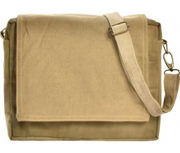 Recycled Military Tent Crossbody