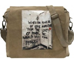 Power of Love Tent Crossbody