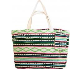 Washed Olive Canvas Bag FRONT