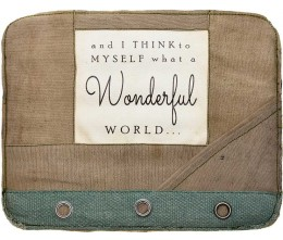 And I Think To Myself Laptop Sleeve