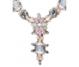 Pastel Blooms Necklace