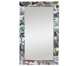 Photo Collage Frame Mirror
