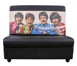 Beatles Leather Sofa