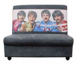 Beatles Canvas Sofa