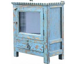 Parade Blue Cabinet