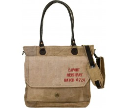 Export Merchant Tote/Messenger Bag