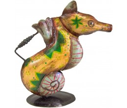 Seahorse Watering Can