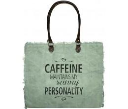 Caffeine Market Tote