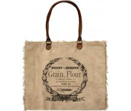 Grain & Flour Market Tote