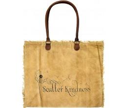 Scatter Kindness Market Tote
