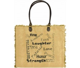 Virtues Market Tote