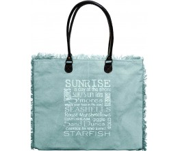 A Day At The Shore Market Tote