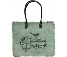 Key To Paris Market Tote