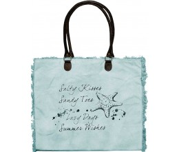 Salty Kisses Market Tote