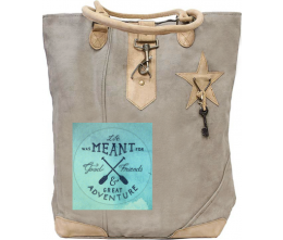 Good Friends Canvas Tote