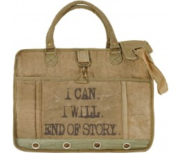 I Can, I Will Laptop/Messenger Bag