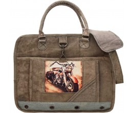 Road to Sturgis Laptop/Messenger Bag