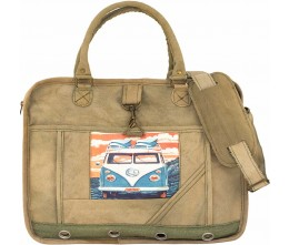 VW Surfer Laptop/Messenger Bag