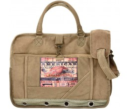 Courtside Laptop/Messenger Bag