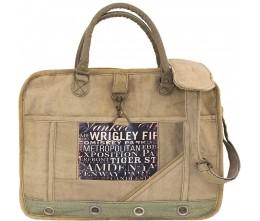 Baseball Stadium Laptop/Messenger Bag