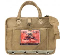 Babe Ruth Laptop/Messenger Bag