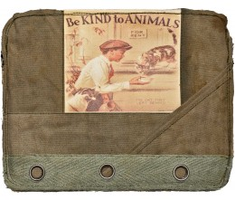 Be Kind To Animals Laptop Sleeve